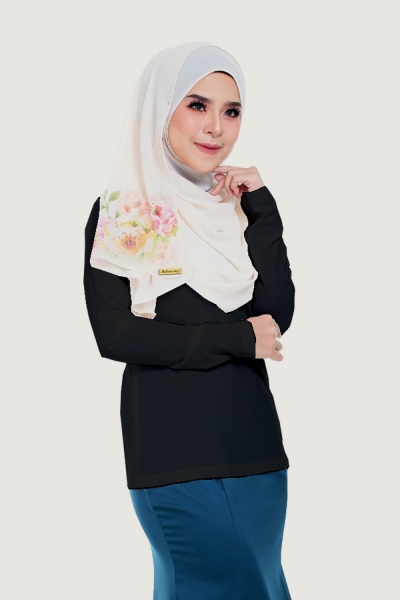 Basic Blouse Black