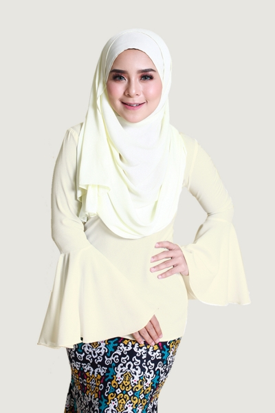 Saloma Blouse Cream