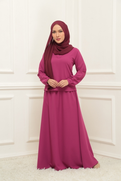 Warda Set > Byzantie Purple