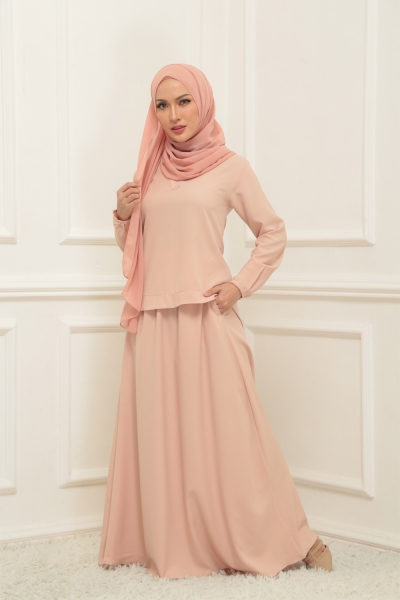Warda Set > Lemonade Pink