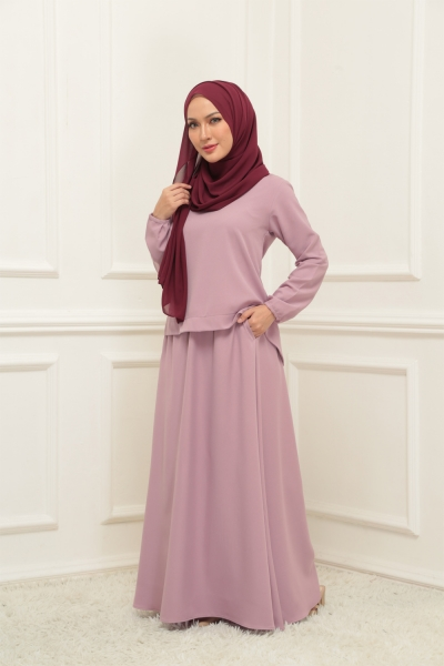 Warda Set > Lilac Purple