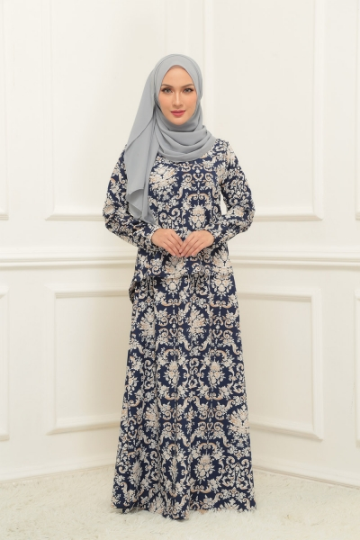 Warda Printed Set > Luxe C